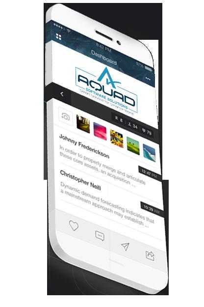 Mobile App Aquadsoft Solutio pvt Ltd